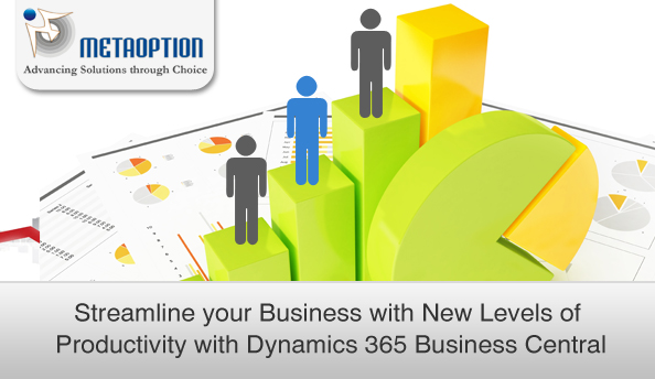 New Levels of Productivity with Dynamics 365 Business Central