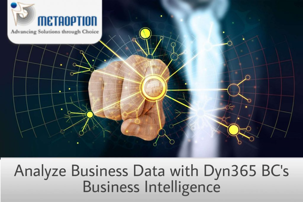 Analyze Business Data with Dyn365BC's Business Intelligence