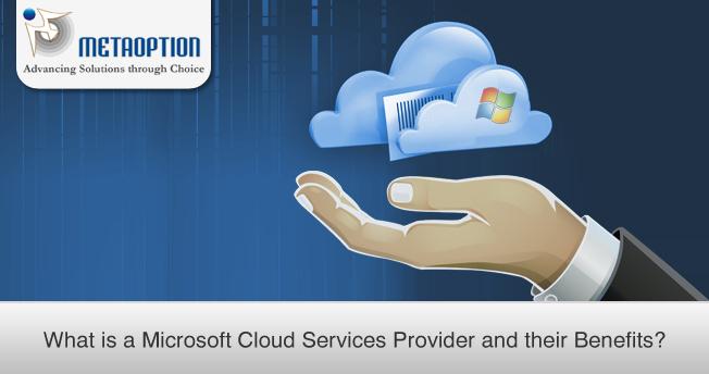 Microsoft Cloud Services Provider