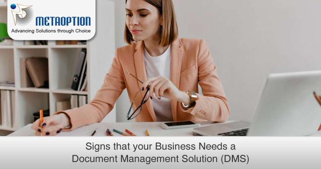 Document Management Solution (DMS)