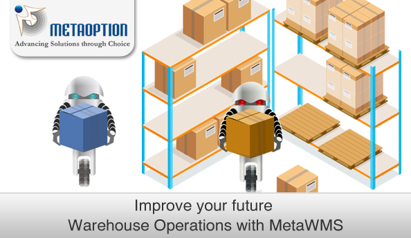 Improve your future Warehouse Operations with MetaWMS.