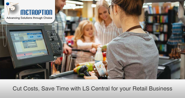 LS Central Retail Management Solution