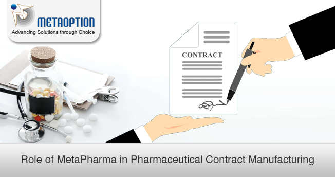 Role of MetaPharma in Pharmaceutical Contract Manufacturing