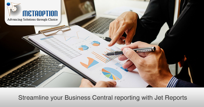 Streamline your Business Central reporting with Jet Reports