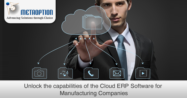 Unlock the capabilities of the Cloud ERP Software