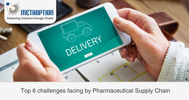 Top 4 challenges facing by Pharmaceutical Supply Chain