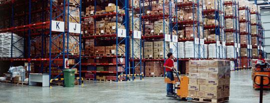 WMS Inventory Management