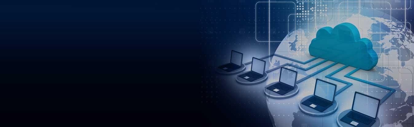 cloud hosting slide