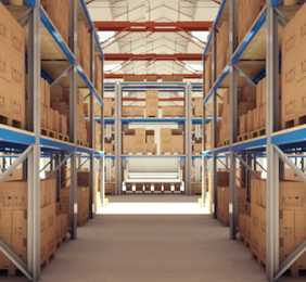 advanced warehouse solution